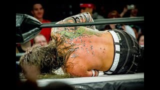 Jeff Hardy vs Abyss monsters ball 2013