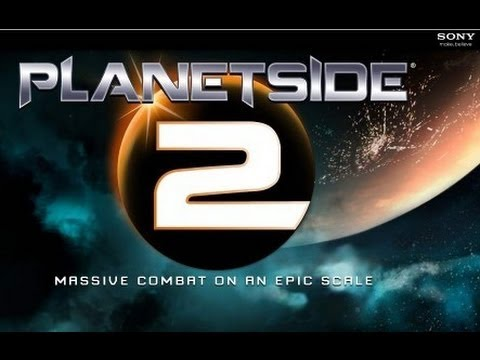 Planetside 2 - Gameplay comentado [HD]