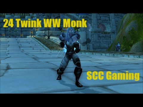 Wow 24 Twink Wind Walker From Scc video
