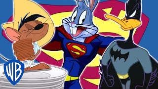 Looney Tunes | Super Heroic! | WB Kids