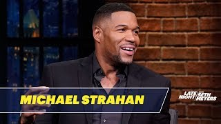 Michael Strahan is Jealous of Tom Brady's Super Bowl Wins