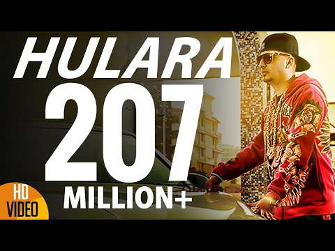 J STAR | HULARA | Full Official Music Video | Blockbuster Punjabi...