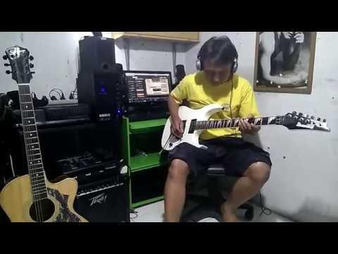 Indah Pada Waktunya - Dewi Persik ; Guitar Cover By Arnos Kamjet