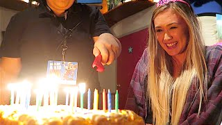 EPiC GiRLFRiEND FAKE BiRTHDAY PARTY!!