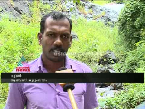 Malappuram Chathalloor Villagers Protest against Quarry Mafia...