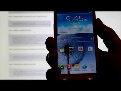 Galaxy S3 Jelly Bean 4.1.2 Root, Recovery, & Unlock the Boot Loader