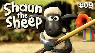 Shaun the Sheep - Shaun Goes Potty S2E9 (DVDRip XvID)HD