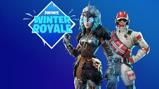 Fortnite Winter Royale NA   Gran final