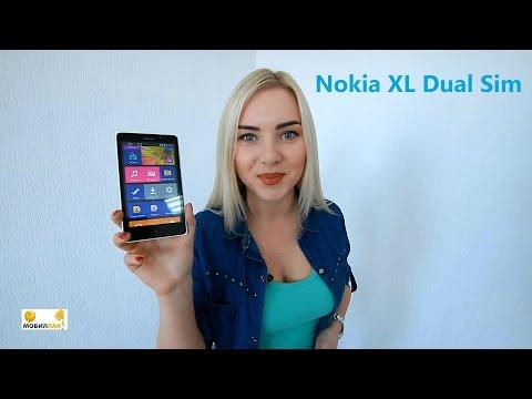 Nokia XL Dual Sim: Обзор бюджетного Android-смартфона с большим экраном