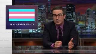 Transgender Rights: Last Week Tonight with John Oliver (HBO)