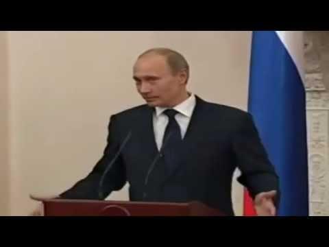 Лучшие остроты- Путина В.В. (СМОТРЕТЬ ВСЕМ)