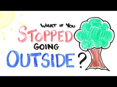What If You Stopped Going Outside?