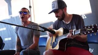 Final Masquerade By Linkin Park Acoustic