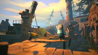 Ghost Giant - Announcement Trailer - PlayStation VR