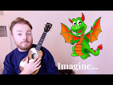 Demons - Imagine Dragons (Easy Ukulele Tutorial!)