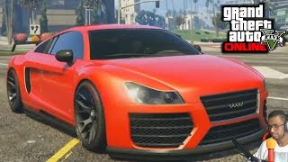 GTA 5 PS4 - Obey 9F MASTER RACE (GTA V LIVE Online Racing)