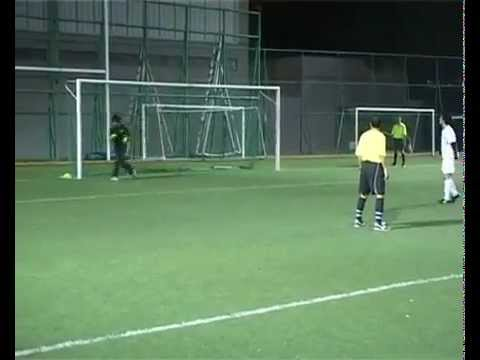 The FUNNIEST Penalty Kick Ever