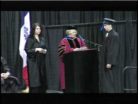 2010 Commencement- Tippie College of Business