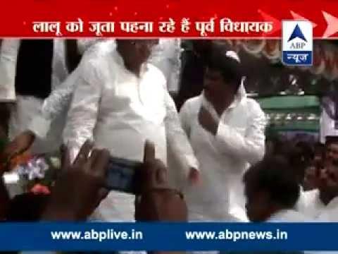Former MLC Anwar Ahmed turns Lalu Prasad Yadav's sycophant