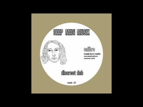 Calibre - Discreet Dub (DEEP MEDi Musik)