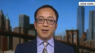 Xiaochen Zhang discusses plans for China's Xiong'an New Area