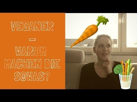 Vegan ernähren - Warum machen die Pflanzenfresser das? - 30-Tage-Vegan-Challenge