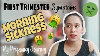 EARLY PREGNANCY SIGNS + Tips on how to deal with Morning Sickness | Filipina in China ღ