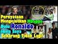 Pernyataan MENGEJUTKAN! Dulu Cristiano Ronaldo Idola Saya, Sekarang Tidak Lagi!