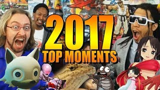 2017 - BEST OF & TOP MOMENTS with Max & YoVideogames