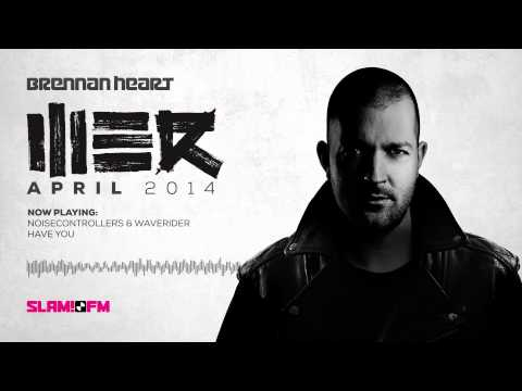 Brennan Heart presents WE R Hardstyle - April 2014 (SLAM Harder)
