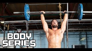 Seth Rollins' superhuman workout: WWE Body Series— Powered by TapouT