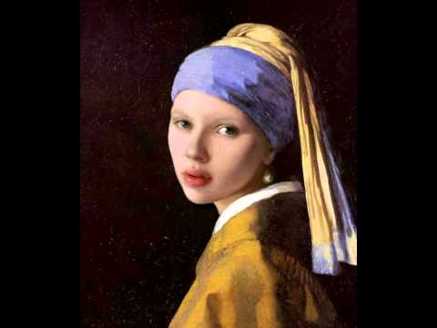 Scarlett Johansson as Girl with a Pearl Earring