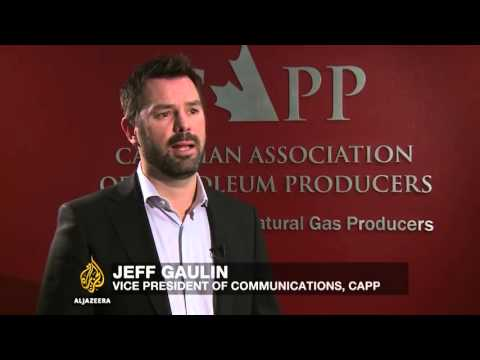 Al Jazeera covers Canadian media's coverage of energy issues, October 2015