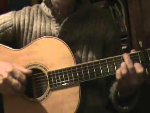 Courting Blues - Bert Jansch (cover)