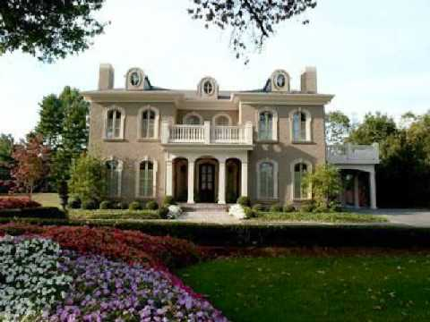 Lexington Kentucky House John Calipari --Coach of the University of Kentucky (UK) Men's Basketball Wildcats.