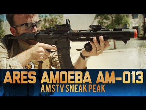Ares Amoeba AM-013 Sneak Peek | Coming soon to Airsoft Megastore!