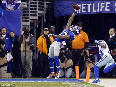 [RAW VIDEO] Odell Beckham Jnr the best catch ever for New York Giants?