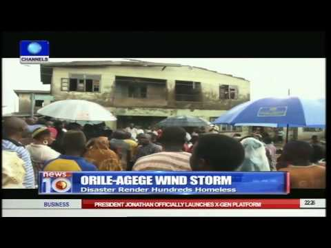 News@10: Manhunt Begins For Lagos Robbery Attack 13/03/15 Pt.2