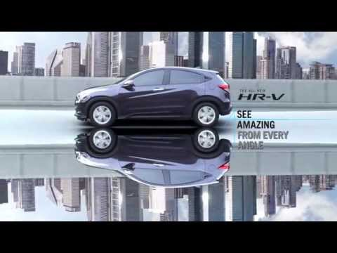 2015 All-New Honda HR-V – See Amazing From Every Angle (Product Video)