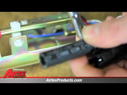 How to Install In-Tank Electric Fuel Pump E2471
