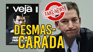 Revista Veja é DESMASCARADA