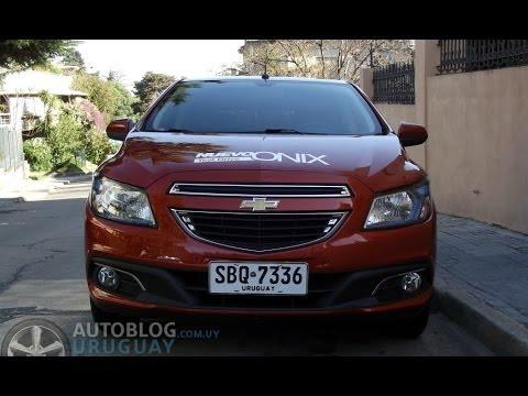 Prueba: Chevrolet Onix 1.4 LTZ