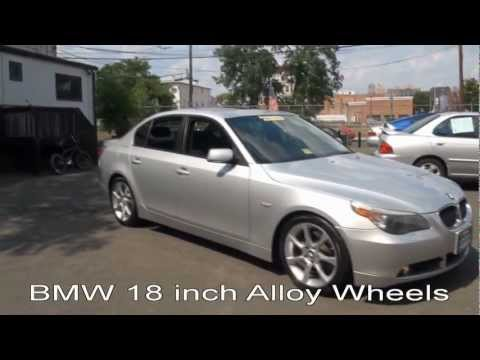 2004 BMW 530i 6-Speed Manual Transmission