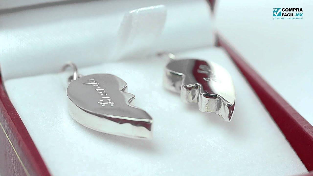 Dije de plata coraz n partido ideal como regalo - Como se pule la plata ...