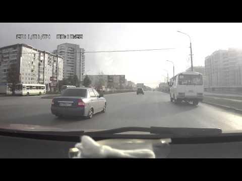 Красноярск, нарушение ПДД, ДТП, Lada Priora к179ат17