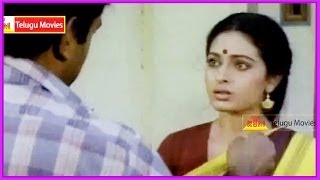 Mogudu - Prabhu & Seetha Lovely Scene - In Rowdy Mogudu Telugu Movie