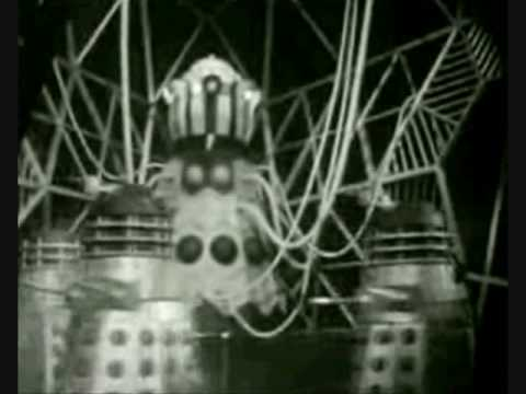 Scary Old Daleks