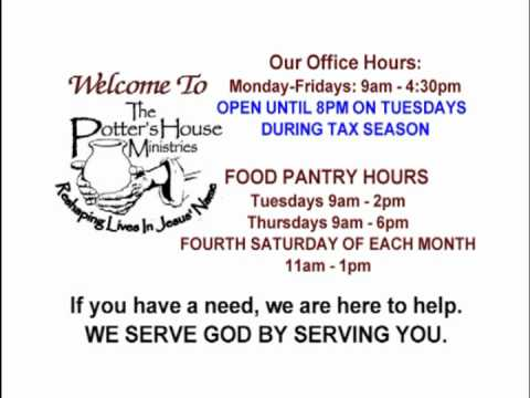 Potter's House Ministries of Sciotoville, OH