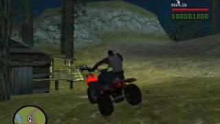 Big Foot en el GTA San Andreas (Pie Grande)