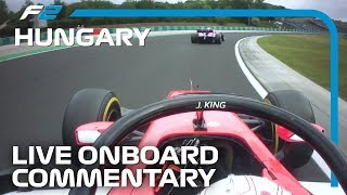 Live Onboard Commentary Around The Hungaroring | 2019 Hungarian Grand Prix